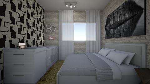 vb - Minimal - Bedroom  - by jaquelilas
