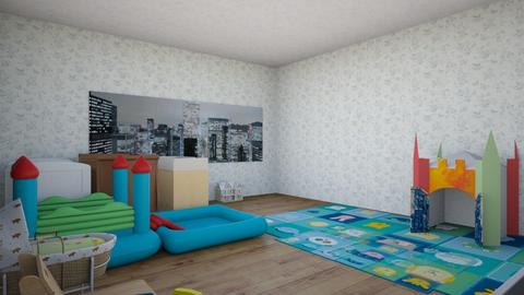Baby house - Kids room  - by rosequeen42