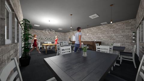Caverna Restaurant - Modern - by merazandrea