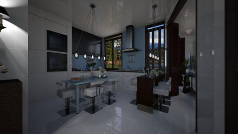 vgf - Kitchen  - by Maria Helena_215