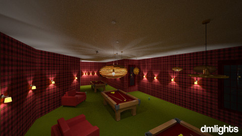 DESIGN 2 - Kids room - by DMLights-user-1040449