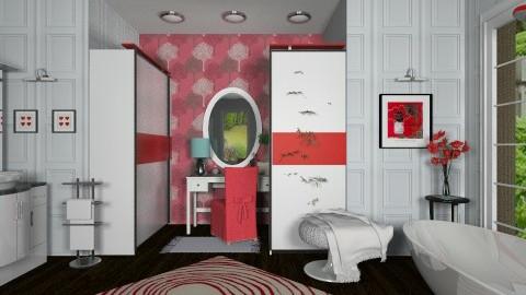 Jolie - Modern - Bathroom  - by milyca8