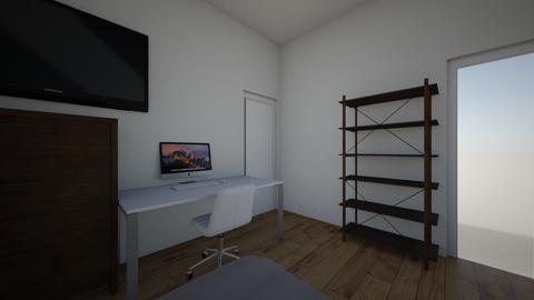 Mandys room - Modern - Bedroom - by Gabealsina19