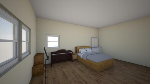 Bedroom 1 - by i_love_ducks