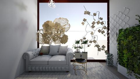 flower room - Living room  - by jrgerye707