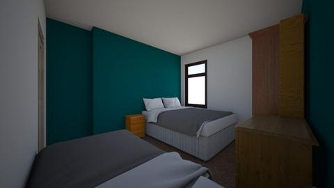 Ddnzn - Bedroom  - by campeador