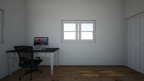 ingles - Modern - Bedroom  - by diego arauj0