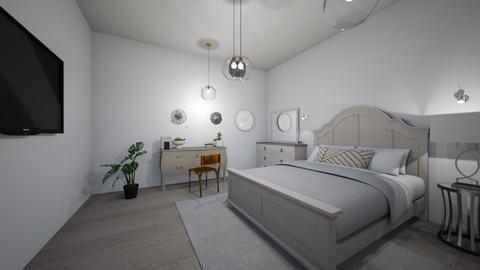 Fancy Bedroom  - Bedroom  - by XenaChico