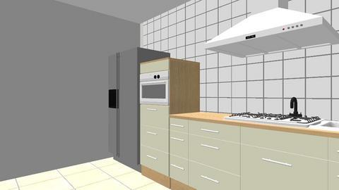 kitchen - Kitchen - by Vered shevelov