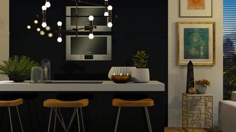 2622021 - Kitchen  - by MiaM