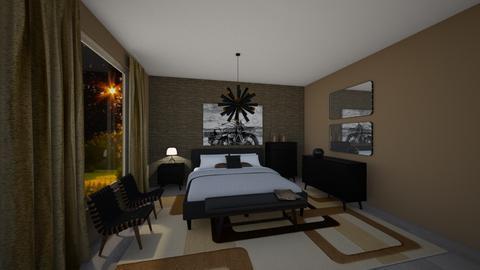 Damen  - Retro - Bedroom  - by tproude11