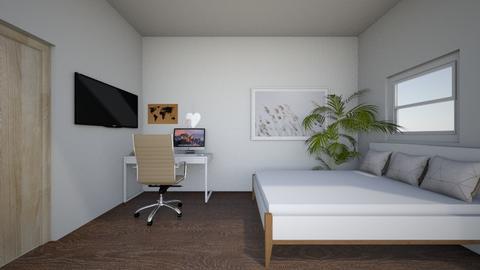 haabitacion 1 - Modern - Bedroom  - by daniellaa