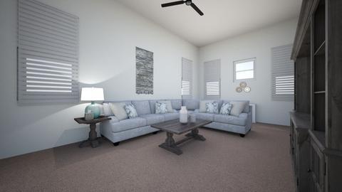Living room - Living room - by SamHart0811