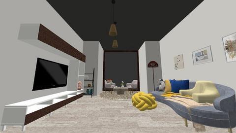 apartment view Daniela - Living room  - by DargisD120