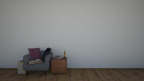 designcat31s room - Minimal - Living room  - by WibbleWobble