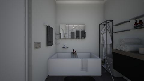 bahroom loft 8 - Bathroom  - by kenl
