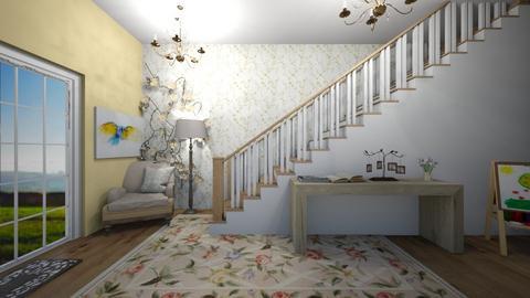 Grandmas House - Vintage - by LivStyles09