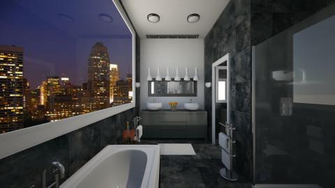 Bathroom  - Bathroom  - by RedVelvet21