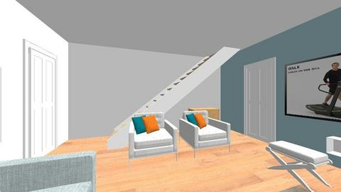 Living Room Config 3 - Living room  - by MKMane