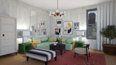 Deco Living Corner - Modern - Living room - by 3rdfloor