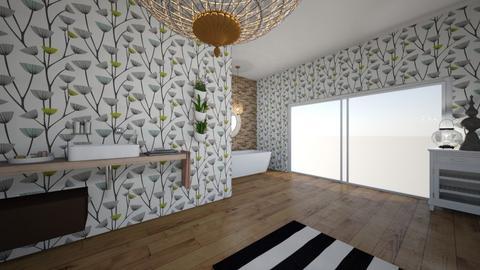 blossom - Modern - Bathroom  - by hicran yeniay