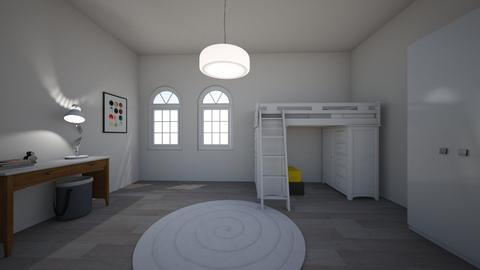CJDND6 - Bedroom  - by berebonita