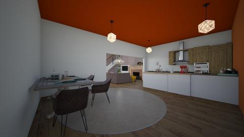 QUARTO LIVIA - Modern - Kitchen  - by LIVIALOSTINS
