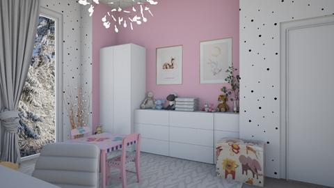 mikulcova - Kids room  - by Anet Aneta Kucharova
