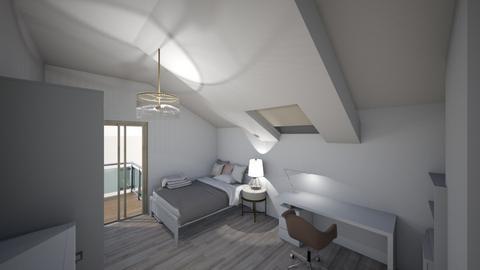 my room - Bedroom  - by natalllll