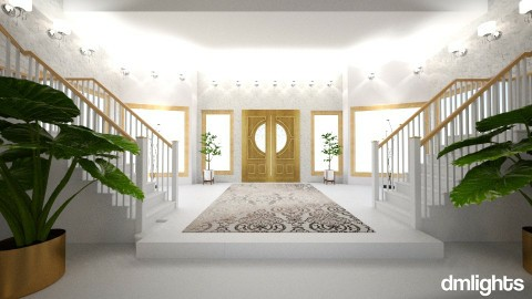 Hall Entrada I - Glamour - by DMLights-user-1310825