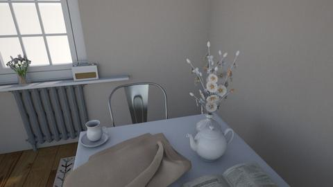 cozy cafe - Retro - by annapedretti