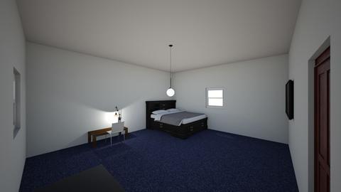 Architecture - Bedroom  - by Collin Reno