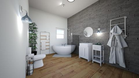 Modern Bathroom - Bathroom  - by Jeburs