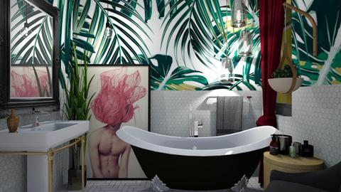 eclectic - Bathroom - by bsk Interiordesign