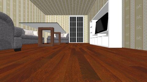 livingroom garden - Modern - Living room  - by Sadie Lin mew