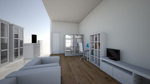 Old and New 1 - Living room  - by lfamilyhomedesign