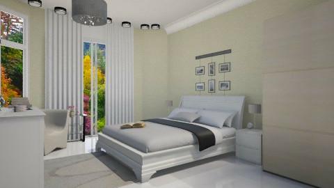 Quarto - Classic - Bedroom - by Cassiane Pires