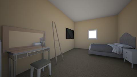 Graces Room - Modern - Bedroom  - by Ghellings116