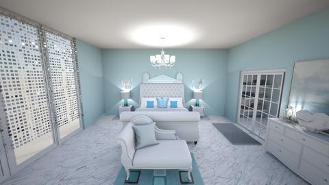 Ice Princess - Bedroom  - by Sunshine Girl