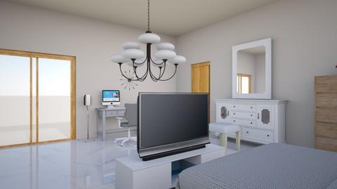 Basic - Modern - Bedroom  - by wije