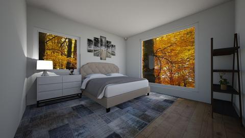 JOSUE - Bedroom  - by mendezjavierlo