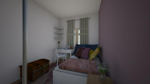 australia - Minimal - Bedroom  - by lih_lih