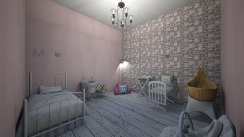 16 and pregnant moms room - by karissarocks101