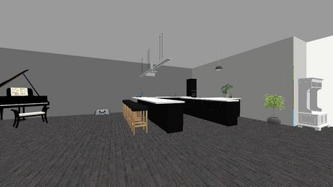 vakansie huis  - by marije wemmers