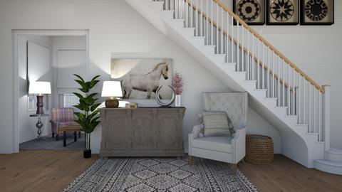 Insp Stairway - by sarah4368
