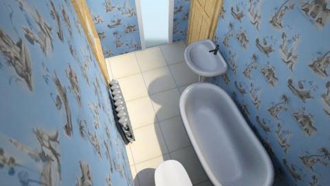 New Bathroom 1 - Minimal - Bathroom  - by Violet Wisteria