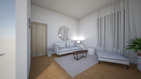 Living room rug small2  - Living room  - by MarikaMV
