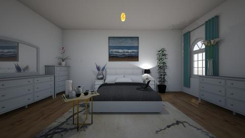 english - Minimal - Bedroom  - by Gouri Renjith