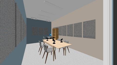 studioGAHHHH - Office  - by evercurio