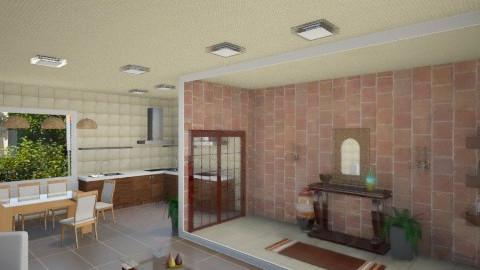 vinHouse - Living room - by armeen_hedayat